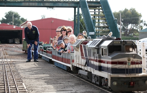 Cobden Miniature Trains